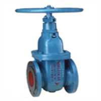 Non Rising Spindle Gate Valve